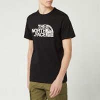 The North Face Men's Woodcut Dome T-Shirt - TNF Black - XL