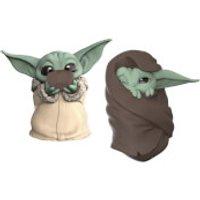 Hasbro Star Wars: The Mandalorian Baby Bounties  Soup and Blanket  Mini Figures - Blanket Gifts