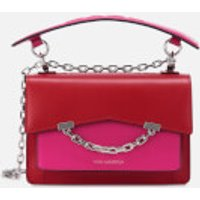 shop for Karl Lagerfeld Women's K/Karl Seven Shoulder Bag - Fuchsia at Shopo