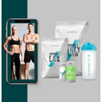 The Tone Up Bundle   Free Training   Nutrition Guide   EAA   Strawberry and Lime   Banana