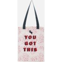 shop for Radley Women's Motivational Radley Medium Tote Bag - Pink at Shopo