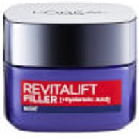 L'Oreal Paris Revitalift Filler and Hyaluronic Acid Anti-Ageing Night Cream 50ml