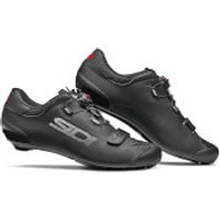Sidi Sixty Road Shoes - Black/Black - EU 46