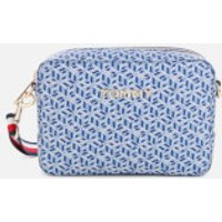 Tommy Hilfiger Womens Iconic Tommy Camera Bag Monogram -