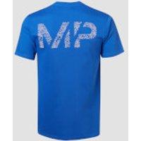MP Topograph T-Shirt - Cobalt - M