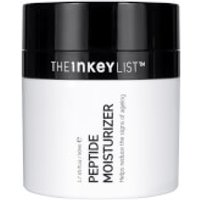 The INKEY List Peptide Moisturizer 50ml