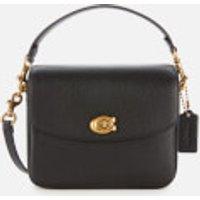 shop for Coach Women's Cassie Cross Body Bag 19 - Black at Shopo