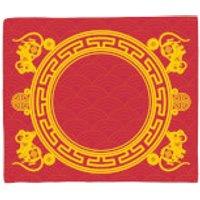 Chinese New Year Baby Backdrop Blanket Fleece Blanket - Blanket Gifts