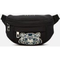 KENZO Men's Mini Neoprene Belt Bag - Black