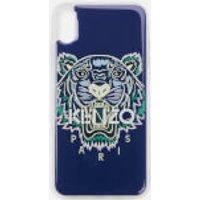 KENZO Men's Tiger iPhone XS Max Case - Blue
