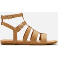 UGG Women's Mahalla Gladiator Sandals - Almond - UK 5