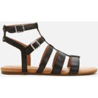 UGG Women's Mahalla Gladiator Sandals - Black - UK 4