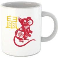Chinese Zodiac Rat Mug