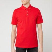 Armani Exchange Men's Basic Polo Shirt - Absolute Red - M