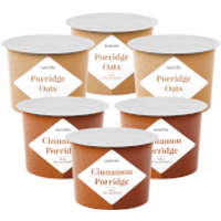 Meal Replacement Variety 6-Pack Porridge Pots