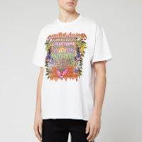 Neil Barrett Men's Art Collage Jody Paulson T-Shirt - White/Multi - XL