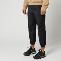 Neil Barrett Men's Matte Nylon Pants - Black - L