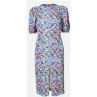 ROTATE Birger Christensen Women's Katarina Dress - Poppy - DK 38/UK 12