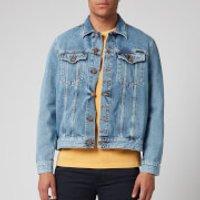 Nudie Jeans Men's Jerry Denim Jacket - Indigo Gaze - L
