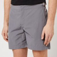 Orlebar Brown Men's Bulldog Swim Shorts - Granite - L/34