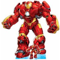 Marvel Hulk Buster Armour Mega Sized Cardboard Cut Out