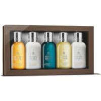 Molton Brown The Body & Hair Travel Collection (Worth PS34.00)