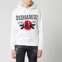 Dsquared2 Men's Pop Over Hoody - White - XXL