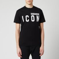 Dsquared2 Men's Cool Fit Icon T-Shirt - Black - XXL
