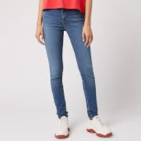 Levi's Women's 721 High Rise Skinny Jeans - Los Angeles Sun - W25/L30