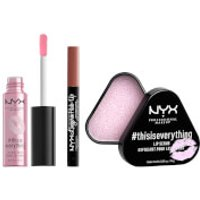 NYX Professional Makeup Vegan Hydrating Lip Treats - Exclusive
