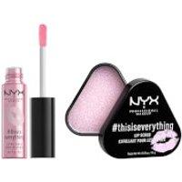 NYX Professional Makeup Vegan Hydrating Lip Treats Duo - Exclusive