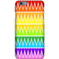 Rainbow Heart Phone Case for iPhone and Android - iPhone 5C - Snap Case - Gloss