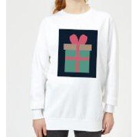 Plain Present Women's Sweatshirt - White - XXL - White - Present Gifts