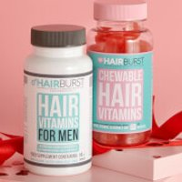 Hairburst His & Hers Hair Vitamin Bundle (Worth PS49.98)