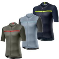 Castelli Unlimited Jersey - S - Forest Gray