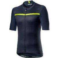 Castelli Unlimited Jersey - XXL - Dark Steel Blue