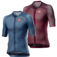 Castelli Climbers 3.0 Jersey - XXL - Light Steel Blue