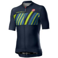 Castelli Hors Categorie Jersey - XS - Dark Steel Blue