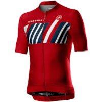 Castelli Hors Categorie Jersey - XXL - Red