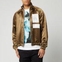 Helmut Lang Men's Warm Up Jacket - Bronze - L