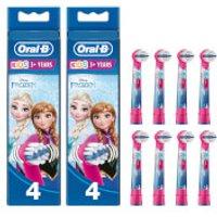 Korting Kids' Opzetborstels Met Frozen figuren, Verpakking Van 8