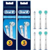 Korting Ortho Care Essentials Opzetborstels, Verpakking Van 6