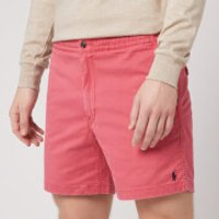 Polo Ralph Lauren Men's Classic Fit Prepster Shorts - Nantucket Red - L