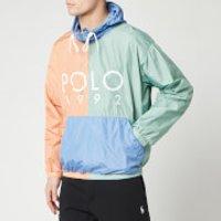 Polo Ralph Lauren Men's Colourblock Windbreaker - Multi - XXL