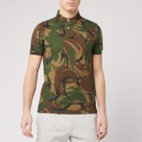 Polo Ralph Lauren Men's Camo Polo Shirt - British Elmwood Camo - M