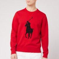 Polo Ralph Lauren Men's Big Pony Sweatshirt - RL 2000 Red - M