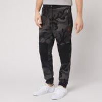 Polo Ralph Lauren Men's Tonal Camo Tech Fleece Pants - RL Charcoal Camo Multi - S