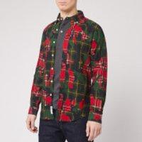 Polo Ralph Lauren Men's Button Down Oxford Shirt - Stuart Camo - S