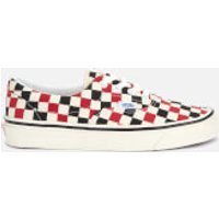 Vans Anaheim Era 95 DX Trainers - OG Red/OG Black/Check - UK 5
