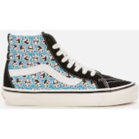 Vans Women's Anaheim Sk8-Hi 38 DX Hi-Top Trainers - OG Pandas/OG Black/OG Blue - UK 3